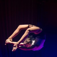 Adrienne Jack-Sands - Aerialist in Oak Harbor, Washington