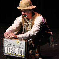 Adventures of Bertolt - Magic in Courtenay, British Columbia