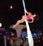 Silks at a Bar Mitzvah