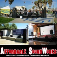 Affordable SoundWorks - Sound Technician in Glendale, California