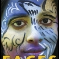 Transformation! Facepainting - Mind Reader in Deer Park, New York