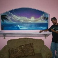 Air Born Concepts - Airbrush Artist in West Palm Beach, Florida