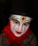 Theatrical Face Painting