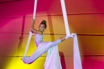9 year old aerialist