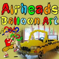 Airheads Balloon Art - Mardi Gras Entertainment in Fayetteville, Arkansas
