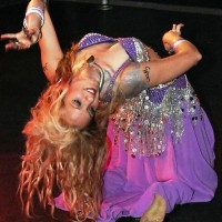 Aiyana (Brenda's Belly Dancing) - Dance in Port Huron, Michigan