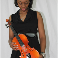 Akhilah Cherry - Violinist in Louisville, Kentucky