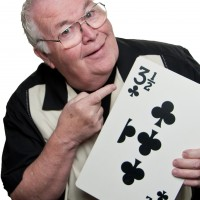 Al Lampkin - Magic in Lethbridge, Alberta