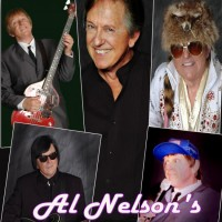"Al Nelson Rock ""N"" Soul Show - Impersonators in Gatesville, Texas"