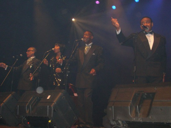 The Platters In Brasil