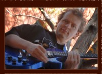 Alan Skowron - Jazz Guitarist in Denver, Colorado