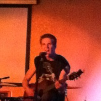 Alexander Amoroso aka The Revolting - Singing Guitarist in Stockton, California