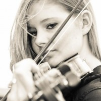 Alexandra Novkov - Violinist - Viola Player in Melbourne, Florida