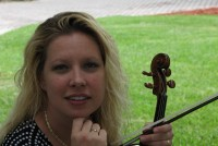 Alexandra String Services - Strolling Violinist in Palm Coast, Florida