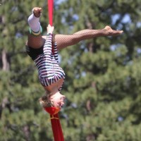 Alexxa Latta - Aerialist in Reno, Nevada