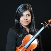 Aline Moore - Violinist in Irving, Texas