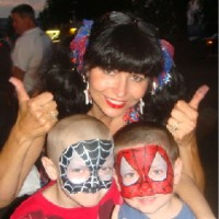 All Party Art Face Painting - Unique & Specialty in Rocklin, California