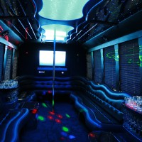 All Starz Limo - Party Bus / Chauffeur in Anaheim, California