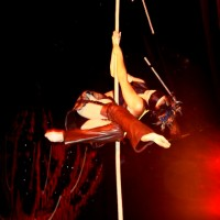 Allie Cooper - Aerialist / Female Model in Santa Cruz, California