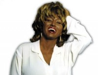Almost Tina Turner - R&B Vocalist in Redding, California
