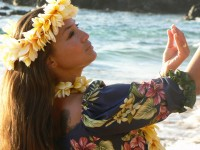Aloha From Leilani Hawaiian Hula Dancer - Wedding Band in Dayton, Ohio