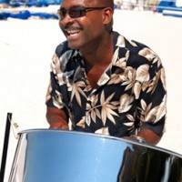 Alphasteel - Steel Drum Player in Tampa, Florida