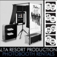 Alta Resort Productions - Photo Booths / Wedding Favors Company in Canmore, Alberta