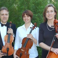 Altair Trio - String Trio in Palo Alto, California