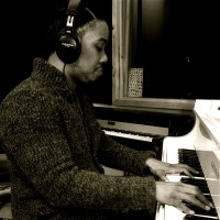 "Alvin ""AlJo"" Jones - Organist in ,"