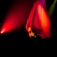 Amanda Goble - Aerialist in Cape Cod, Massachusetts