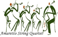 Amaretto String Quartet - Cellist in Laredo, Texas