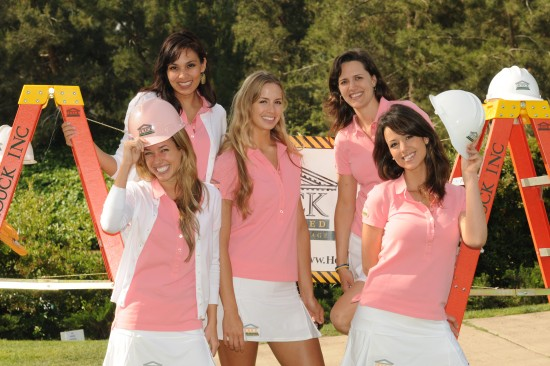 Models for Golf events and trade shows