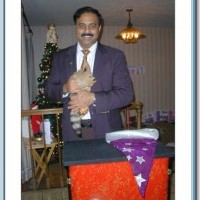 Amazing Vijay - Magic in Redwood City, California