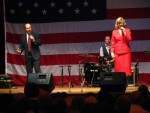 Ambassadors of Grace at the Salute to Veterans Tribute Concert in Moberly Municiple Auditorium on 9/11/09