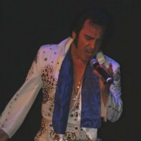 Elvis The Legend Continues - Impressionist in Queens, New York