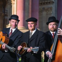 Americano Social Club - Wedding Band / Swing Band in San Francisco, California
