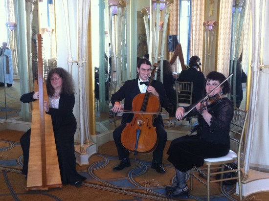 Trio at Westin St Francis