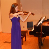 Amy Brumley - Violinist in Austin, Texas