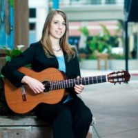 Amy Hite - Classical Guitarist in Oceanside, California