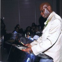 Anderson Cupid and Steel Fusion - Steel Drum Player in Arlington, Virginia