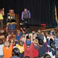 Anderson Magic - Juggler in Lexington, Massachusetts