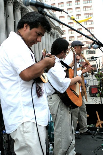 Andes Fusion Make Music New York
