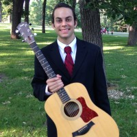 Andrew Smith - Singing Guitarist in St Paul, Minnesota