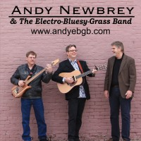Andy Newbrey & The Electro-Bluesy-Grass Band - Americana Band in Pendleton, Oregon