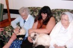 Pet Therapy at a Convent