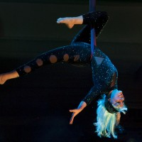 Animate Objects Physical Theater - Aerialist in Eugene, Oregon
