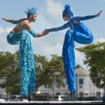 Acro Stilts, Journey to Atlantis