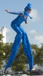 Tidal Wave Stilt Dancer
