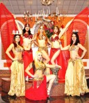 BELLY DANCE GROUP SHOW