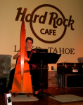 Rocking Out at the Hard Rock Caf